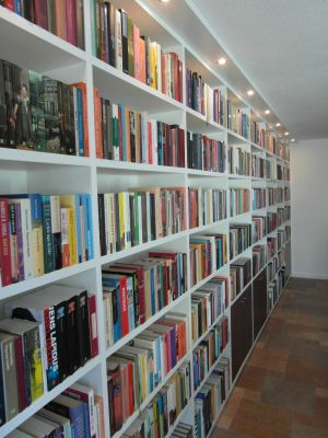 Boekenkasten op maat - Kastenstudio Maatmeubel Alexandrium Woonmall ...