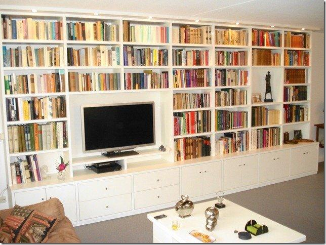 Billy Tv Kast.Boekenkasten Op Maat Met Een Bijzonder Goede Prijs